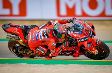 The Victory Of The Two Readers Makes Ducati The Optimis Face Of The Racing Cage