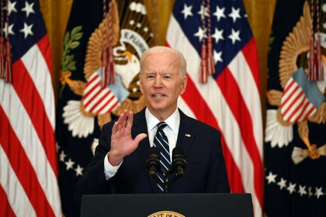 Joe Bidden Presiden AS