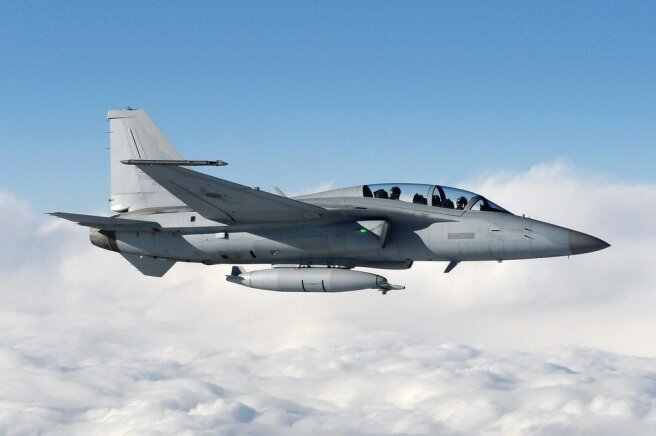 T50 Golden Eagle. Foto: Airforce Review