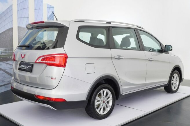 Wuling Cortez CT Tipe S